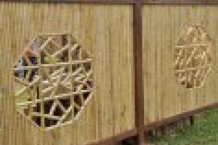 Fencing Companies Bamboo fencing 720 480