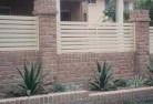 Aubin Grove Brick fencing 12