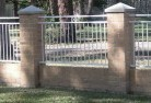 Aubin Grove Brick fencing 5