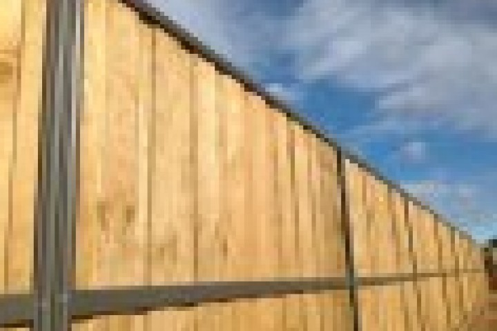 Temporary Fencing Suppliers Lap and Cap Timber Fencing 720 480