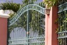 Aubin Grove Wrought iron fencing 12