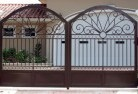 Aubin Grove Wrought iron fencing 2