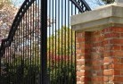 Aubin Grove Wrought iron fencing 7