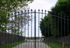 Aubin Grove Wrought iron fencing 9